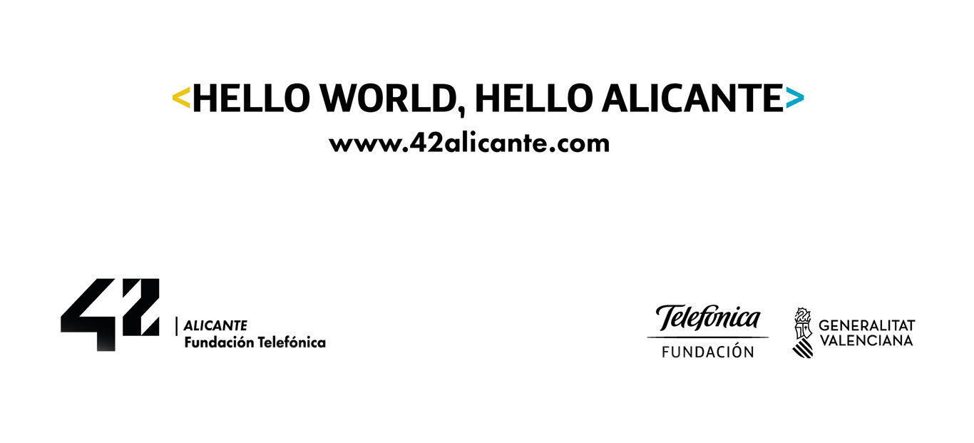 Hello World 42 Alicante